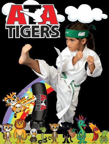 ATA Martial Arts Bonifay ATA Martial Arts - ATA Tigers